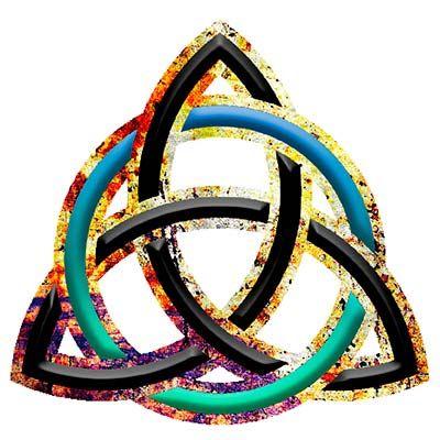 triqueta celta símbolos espirituales