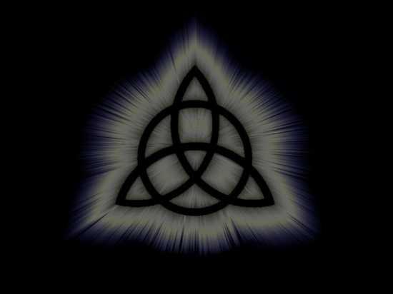 triqueta conjuro de protección celta