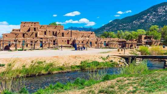 ciudad de Taos